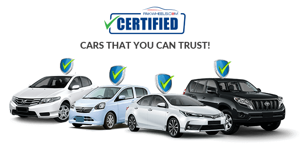 Certified Used Cars >> Pakwheels Used Car Certification Pakwheels